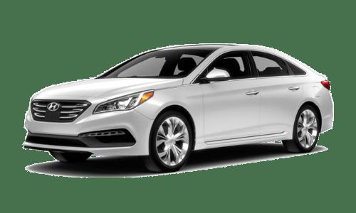 Zoom Rentals - Hyundai Sonata or Honda Accord