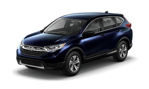 Zoom Rentals - Honda CRV or similar