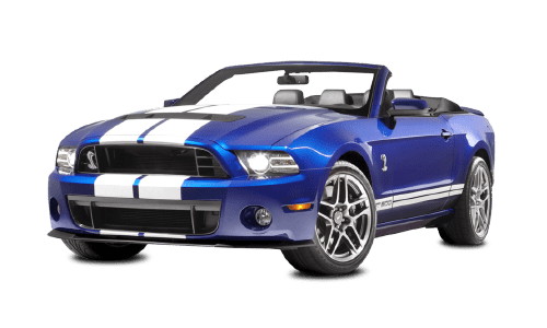Zoom Rentals - Convertible Ford Mustang