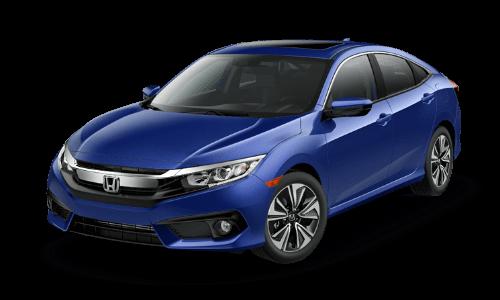 Zoom Rentals - Honda Civic or Hyundai Elantra